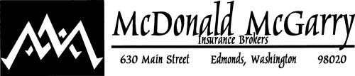 McDonald McGarry Insurance Edmonds, WA