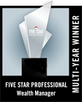 Five Star Multi-Year Winner