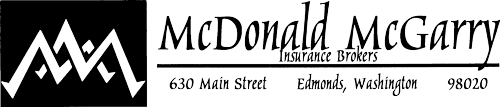 McDonald McGarry Insurance Edmonds, WA